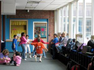 Kids Dancin